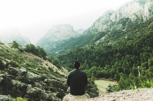 Hiking, Rock Climbing, Just Enjoying The Nature